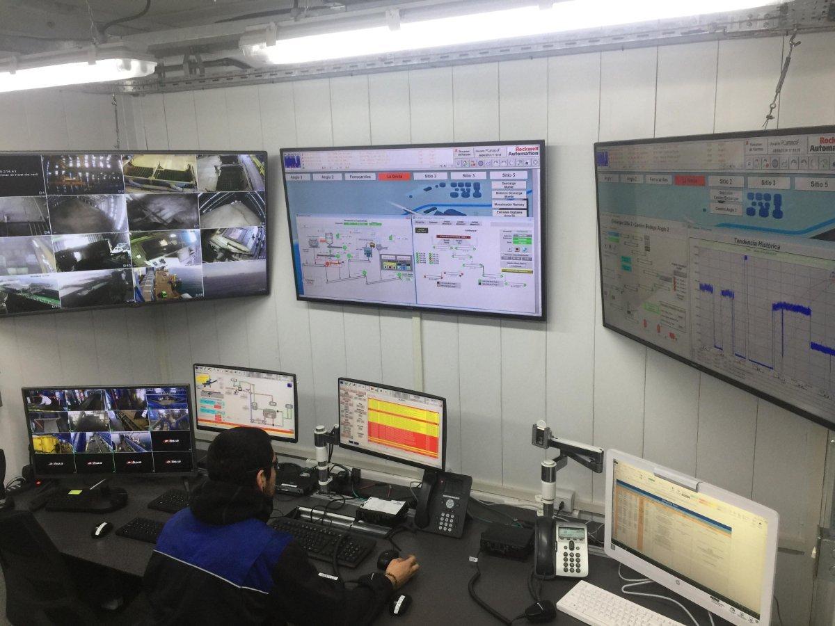 Puerto Ventanas inicia operación de su Centro Integrado Operativo