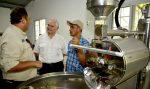 Inauguran planta procesadora de café en Capira con apoyo del Canal de Panamá