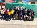 Escuela de Tenis del Puerto de Mejillones realiza nueva clínica deportiva con Horacio de la Peña