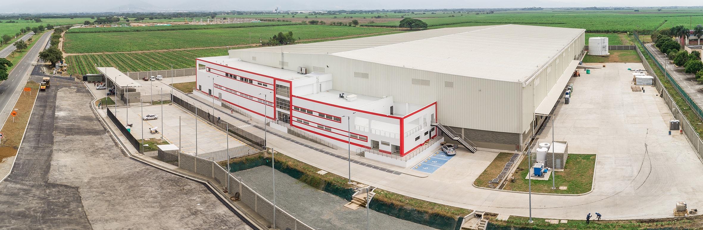 Colombia LG Electronics invierte USD 11 millones en centro logístico cercano a zona portuaria de Buenaventura