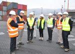 Directorio de EPI se constituye en terreno para visitar instalaciones del concesionario ITI