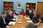 Ministro Monckeberg abre mesa de trabajo con ex trabajadores de MCIS