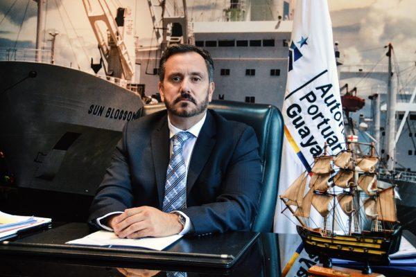 Ecuador: Nombran a nuevo gerente de la Autoridad Portuaria de Guayaquil