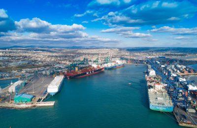 Puertos de Dubai se hace de principales terminales en Chile