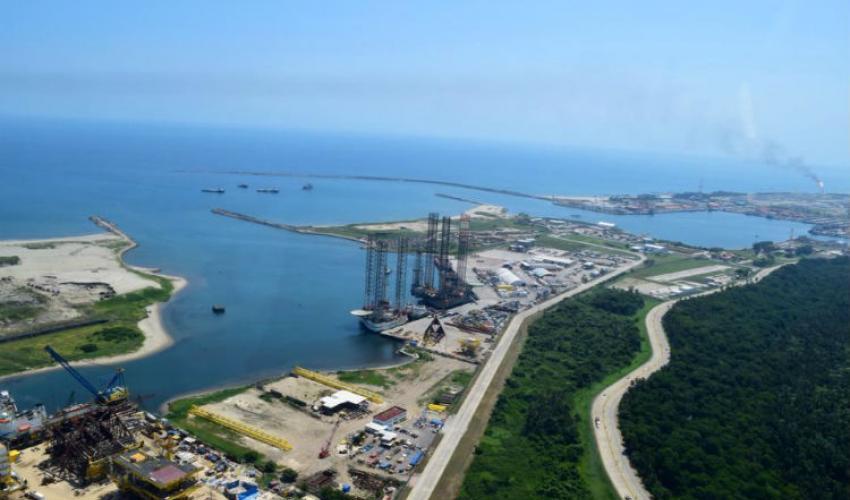 México: Lanzan licitación para terminal petrolero en Puerto dos Bocas