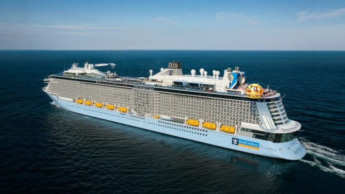Royal Caribbean entrega detalles de la temporada inaugural del Spectrum of the Seas