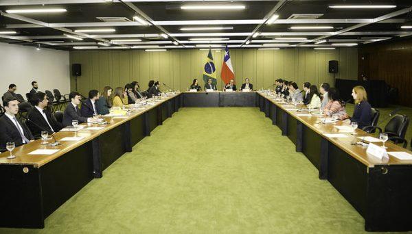 Chile y Brasil comienzan negociaciones para un acuerdo de libre comercio