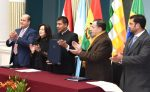 Países de la Hidrovía Paraguay-Paraná aceptan acuerdo de transporte fluvial