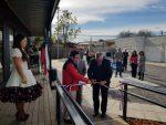 Aduanas inaugura nuevas instalaciones en Puerto San Antonio