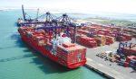 Puertos mexicanos registran crecimiento de 9% en movimiento de contenedores