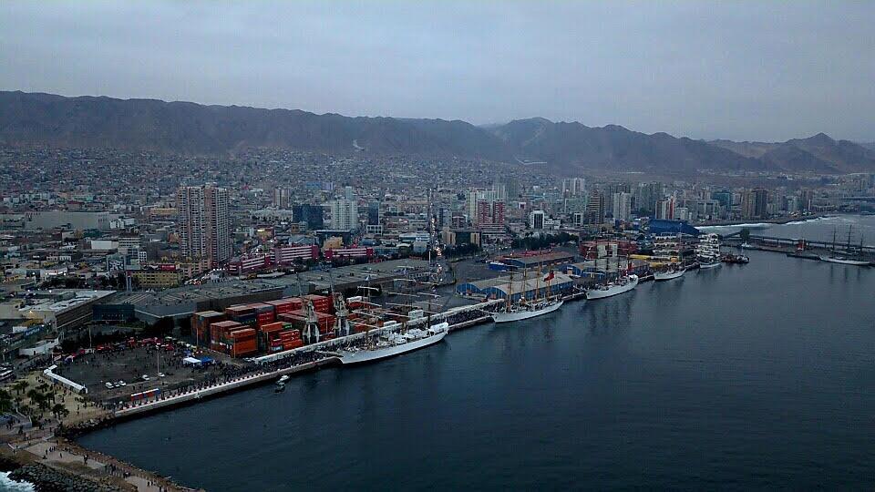 Imágenes: Las postales que dejó la regata Velas Latinoamérica 2018 en Antofagasta