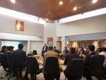 Puerto Antofagasta expone su plan de desarrollo sustentable