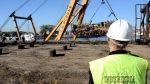 Retiran el peso de 1.100 elefantes en chatarra en el Puerto de Buenos Aires