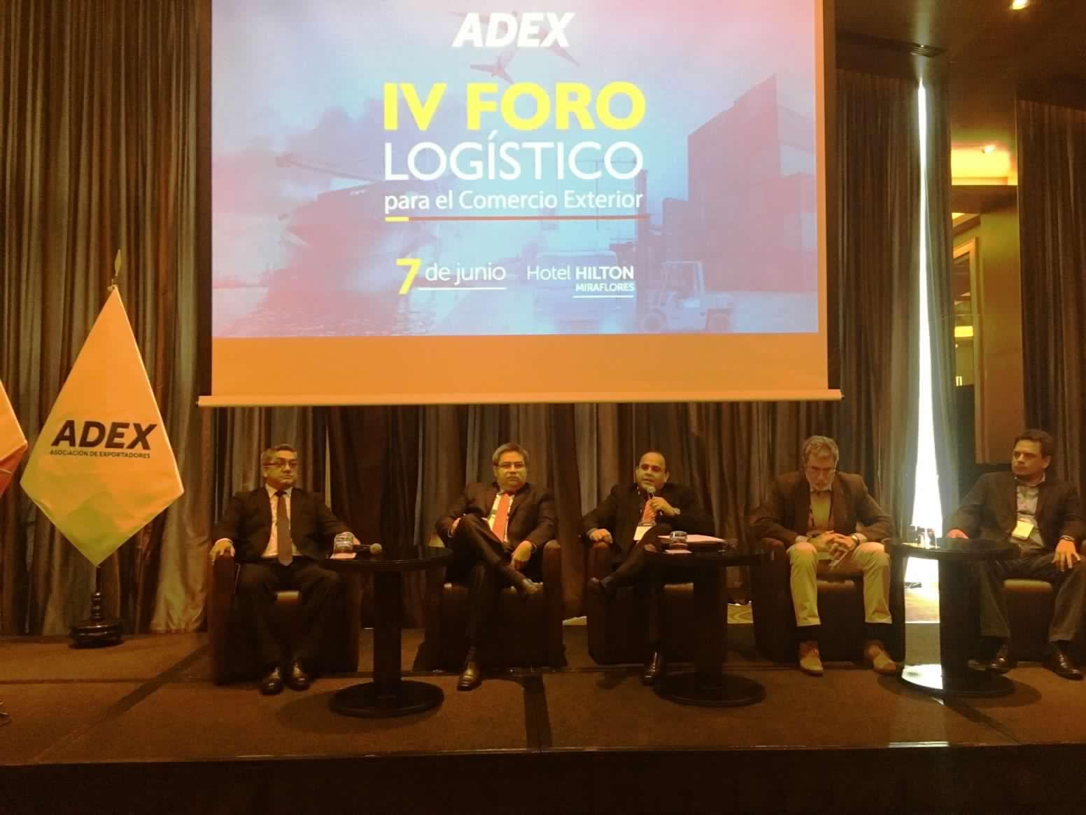 Exportadores peruanos piden superar trabas logísticas