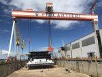 Colocan quilla del nuevo crucero de Regent Seven Seas