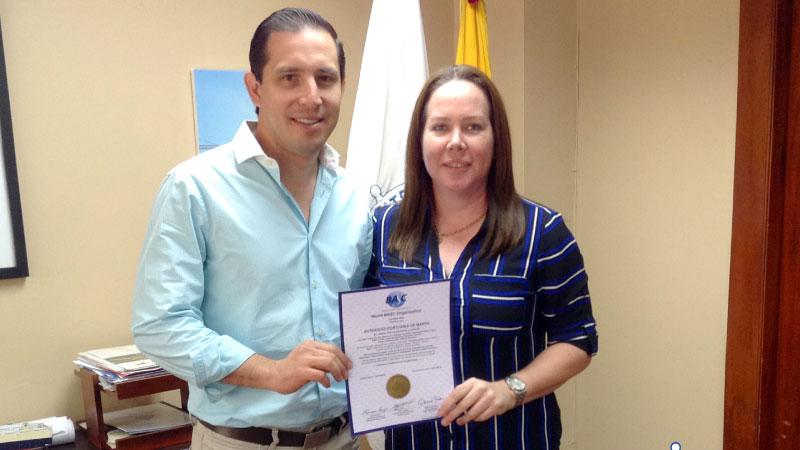 Ecuador: Autoridad Portuaria de Manta recertifica norma BASC