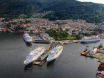 Fred.Olsen Cruise Line celebrará su aniversario 170 con sus cuatro cruceros atracados en Puerto de Cádiz