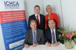 ICHCA y IAPH acuerdan avanzar en el desarrollo sostenible en los puertos