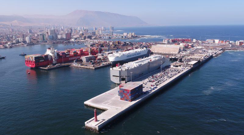 Carga movilizada por puertos de la Región de Tarapacá cae 42,9% en octubre  - PortalPortuario