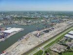 Rotterdam Short Sea Terminals ordena dos grúas RMG personalizadas