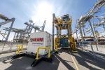 DP World London Gateway comienza a operar con Shuttle Carrier eléctrico de carga rápida de Kalmar