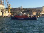 Malta: Barco Lifeline arriba con 234 refugiados al Puerto La Valeta