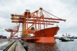 Filipinas: Manila International Container Terminal recibe tres nuevas grúas