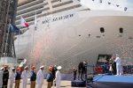 MSC Cruises recibe a su último crucero