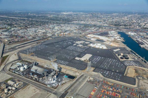 Toyota propone construir una planta de energía solar y estación de abastecimiento de hidrógeno en el Puerto de Long Beach