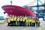 ONE Stork comienza operaciones en Hong Kong International Terminals
