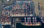 Cosco podría traspasar terminal en Long Beach para facilitar su fusión con OOCL