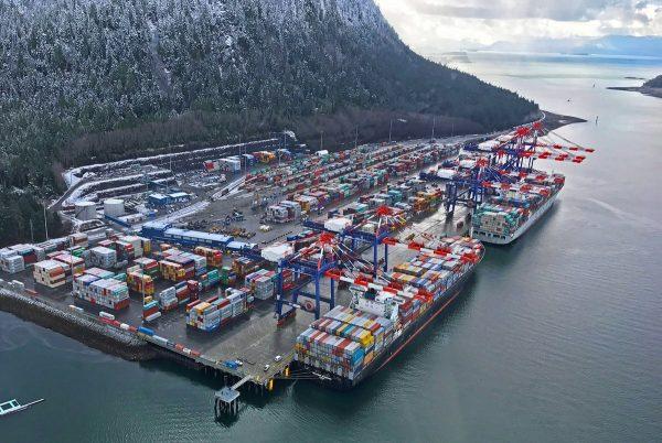 Canadá: DP World y Prince Rupert Port anuncian segunda fase de expansión del Terminal Fairview