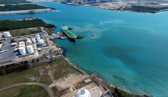 México: Puerto de Altamira acumula 9.85 millones de toneladas transferidas a mayo