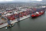 Brasil: Puerto de Santos supera las 42 millones de toneladas movilizadas en el primer cuatrimestre