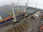 ITI participa de operación multimodal para transporte de módulos para proyecto enrgético boliviano