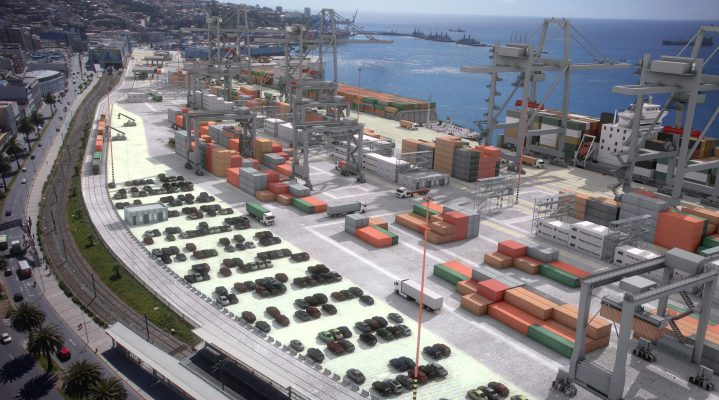 Valoran avance en tramitación ambiental de proyecto de expansión del Terminal 2 de Valparaíso