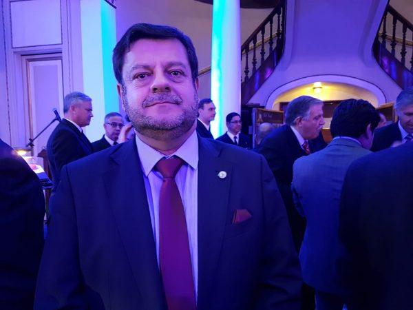 """Ricardo Tejada: """"La Marina Mercante llega a sus 200 años con mucha perseverancia"""""""