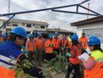 Trabajadores de TPC inician conmemoración del Mes del Medio Ambiente