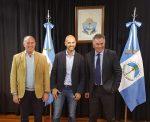 Argentina: Anuncian licitación de conexión ferroviaria entre Puerto Bahía Blanca y Vaca Muerta