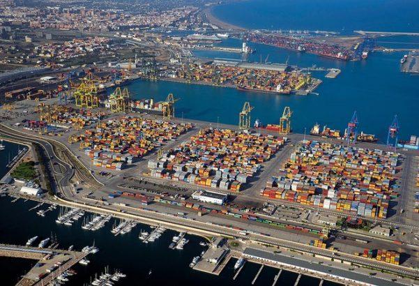 España: Puerto de Valencia supera los 2 millones de TEUs hasta mayo