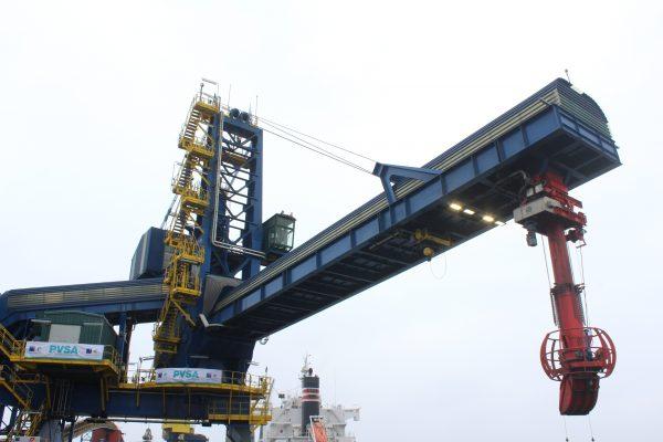 Puerto Ventanas inaugura su nuevo cargador viajero
