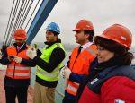 Subsecretario de Hacienda visita instalaciones de TPS