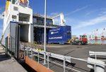 España: CLdN aumenta sus servicios entre el Puerto de Santander y Zeebrugge