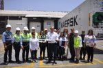 Colombia: Inauguran cuartos fríos para manejo de carga refrigerada en Puerto Santa Marta
