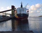 Argentina: Puerto Quequén presenta primeros resultados de su reducción de costos operativos