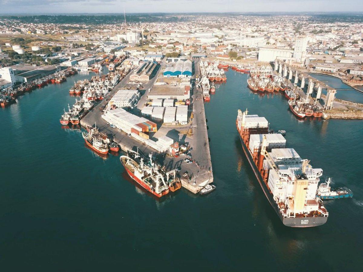 """Mar del Plata: Llegan 12 barcos chinos por mes al puerto y aseguran que se está """"preparado"""" para el coronavirus"""
