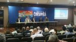 Bolivia y Brasil se reúnen en Corumbá para avanzar en ejecución del tren bioceánico