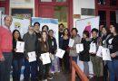 Academia de Arte apoyada por Ultraport en Mejillones cierra semestre con exposición
