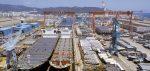 Hyundai Heavy Industries finaliza primer semestre con una baja cantidad de pedidos