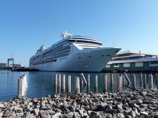 Puerto de Los Angeles será homeport del Royal Princess en temporada 2019-2020